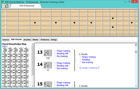 100 Chords Method screenshot