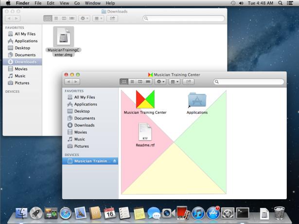 Mac install 1